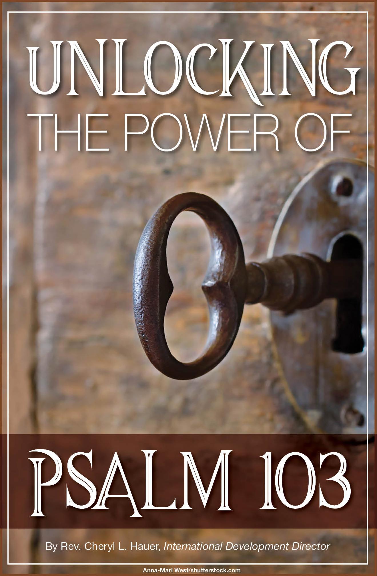 Unlocking The Power Of Psalm 103 Bridges For