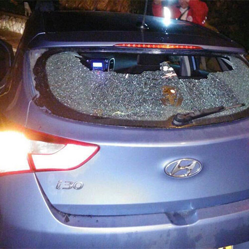 Israeli Murdered In Drive By Shooting Terror Attack In